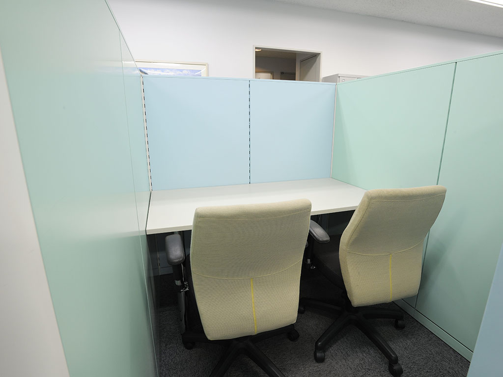 [写真]神楽坂校の教室